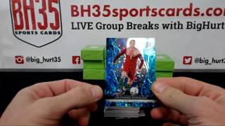 2016 Panini Spectra Soccer 12B0X 2 CASE BREAK