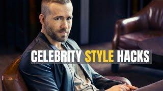 6 Celebrity Style Hacks ALL Men Should Do