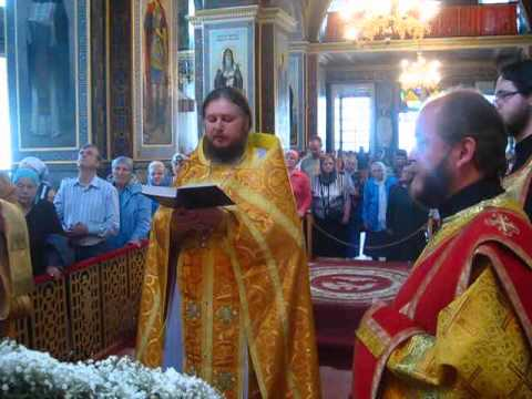 Молитва и величание святителю Николаю чудотворцу