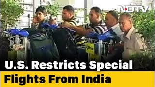 Covid-19 News: US Restricts Special Flights From India, Alleges Unfair Practices