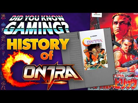 Contra: From Arcade to NES & Beyond