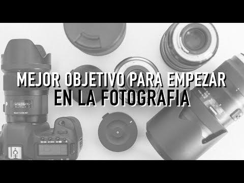 Mejores objetivos para empezar en la fotografía | David López