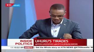 Inside Politics: President Uhuru hits out at early campaigners
