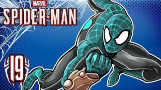 SPIDER-MAN PS4 - FEAR ITSELF SUIT & CLEANING THE CITY!  (Walkthrough Gameplay) Ep. 19