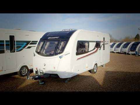 The Practical Caravan Swift Elegance 530 review