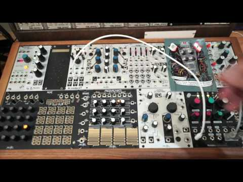 Exploring Modular Synths Episode 0 - Beginner's Mind - Introduction and First Patch