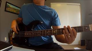 """""""Christmas (Baby Please Come Home)  Death Cab For Cutie Bass Cover"""