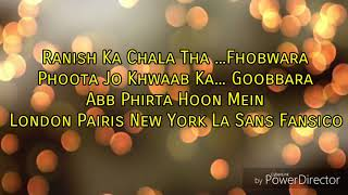 Dard E Disco Lyrics- Om Shanti Om - YouTube