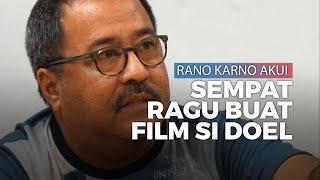 Rano Karno Akui Sempat Ragu untuk Lanjutkan Si Doel Anak Sekolahan Saat Benyamin Wafat