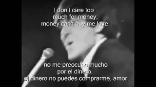 The Beatles   Can't Buy Me Love Sub Español   Ingles