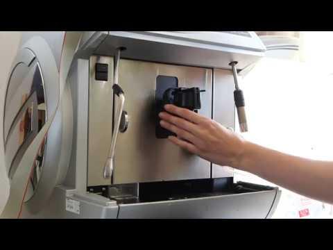 Saeco IDEA Kaffeemaschine - Reinigung