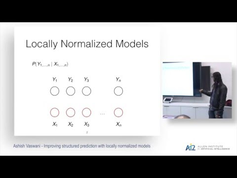 Improving Structured Prediction With Locally Normalized Models Thumbnail