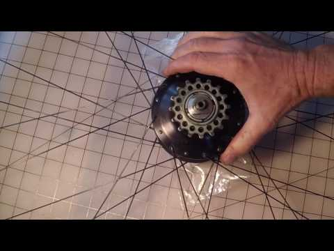 How to use the hub seal replacement tool on the Rohloff hub
