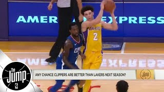 Will Clippers actually be better than Lakers in 2018/19? | The Jump | ESPN - dooclip.me