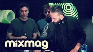 French Express: Jonas Rathsman, Moon Boots and Isaac Tichauer - Live @ Mixmag Lab 2014