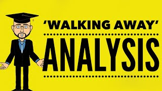 C. Day Lewis: 'Walking Away' Mr Bruff Analysis
