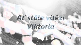 Ať stále vítězí Viktoria - oficiální hymna FC Viktoria Plzeň