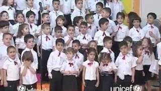 تحميل اغاني معا من أجل الأطفال - ألحان وغناء كاظم الساهر 2011 MP3