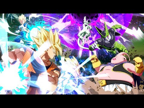 DRAGON BALL FighterZ - E3 2017 Trailer  | XB1, PS4, PC thumbnail
