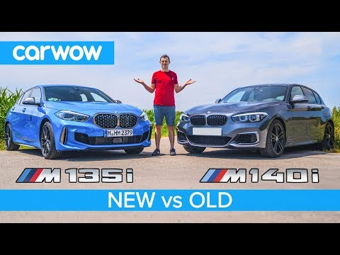 External Review Video oBI8iBOWwHQ for BMW 1 Series Hatchback (F40)