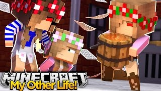 My Other Life #6-EVIL SISSYS CAPTURE BABY LITTLE KELLY (Minecraft Roleplay)