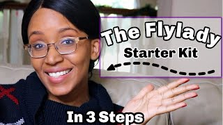 The Flylady Starter Kit: Flylady Cleaning System Baby Steps For Beginners