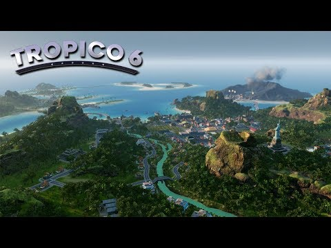 Trailer de gameplay de Tropico 6