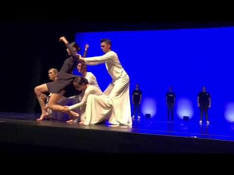 RESCUE by Lauren Diagle AMAZING EMOTIONAL DANCE piece by Tuacahn ballroom