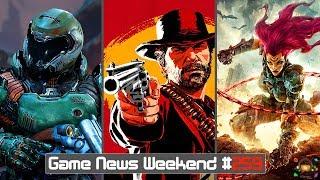 Игровые Новости — Red Dead Redemption 2, DOOM Eternal, Darksiders 3, Diablo 4, Cyberpunk 2077