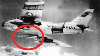This Unexploded Sidewinder Missile Got Stuck in a MiG-17 and Mailed to the Soviets