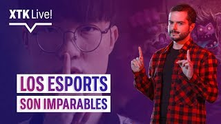 Esports como forma de vida | Xataka Live | E1xT1