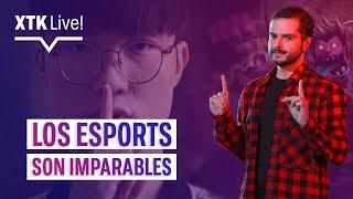 Esports como forma de vida | Xataka Live | E1xT1