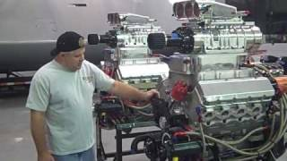 Stotler Racing Engines 1750 HP Engine