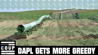 #NoDAPL UPDATE: Greed Leads To Dakota Access Pipeline Expansion As Natives Continue to Suffer