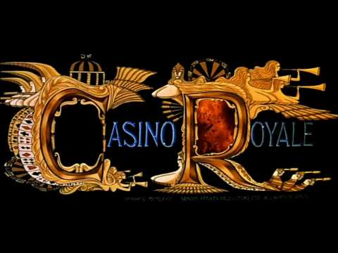Burt Bacharach ~ Casino Royale