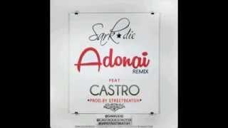 Sarkodie ft castro Adonai Remix Instrumental