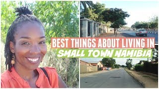 Best Things About Living In Small Town Namibia | Tour | 🐍| African American Expat