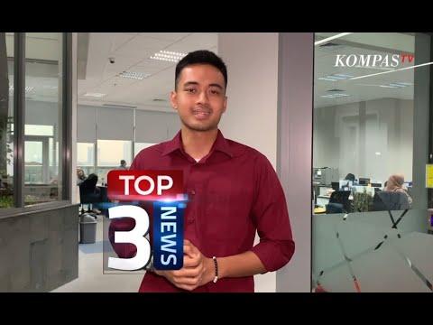 [Top 3 News] Pimpinan KPK Gugat UU KPK | Ahok Tak Masalah Ditolak | Jokowi Terima Surat Kepercayaan