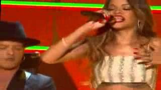 Bruno Mars, Sting, Rihanna, Ziggy Marley, Damian Marley   Bob Marley Tribute   Grammy Awards 2013 1)