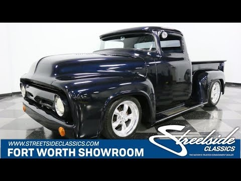 Video of '56 F100 - P3SF