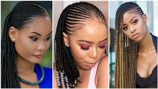 😍😍🔥New Braided Hairstyles Compilation : 2020 Latest Cornrows Tutorials Braids