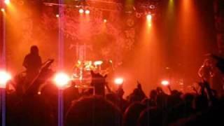 Trivium Ascendancy LIVE 12/6/09 (SOUNDBOARD AUDIO!)