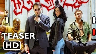 Marvel's The Defenders Official Teaser