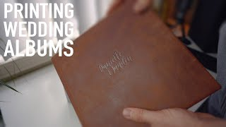 Wedding Album's By Queensberry   Product Review