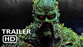 SWAMP THING Official Trailer (2019) DC Universe