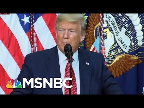 Trade Adviser Reportedly Warned Of Pandemic Risks In January | Deadline | MSNBC