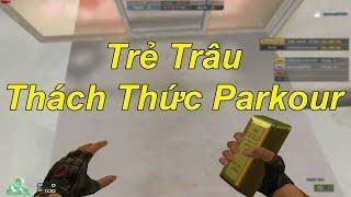Trẻ Trâu Gọi Điện Thách Thức Solo Parkour II Và Cái Kết | TQ97