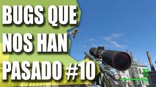 FALLOUT 4 | BUGS QUE NOS HAN PASADO #10 (CON SUSCRIPTORES)