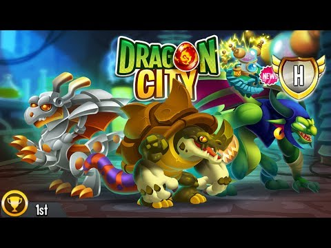 Dragon City - Wackylab Island + Fighting PvP [First Looks]