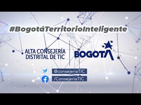 Iniciamos la construcción de Bogotá Territorio Inteligente
